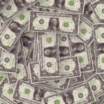 multiple dollar bills loot